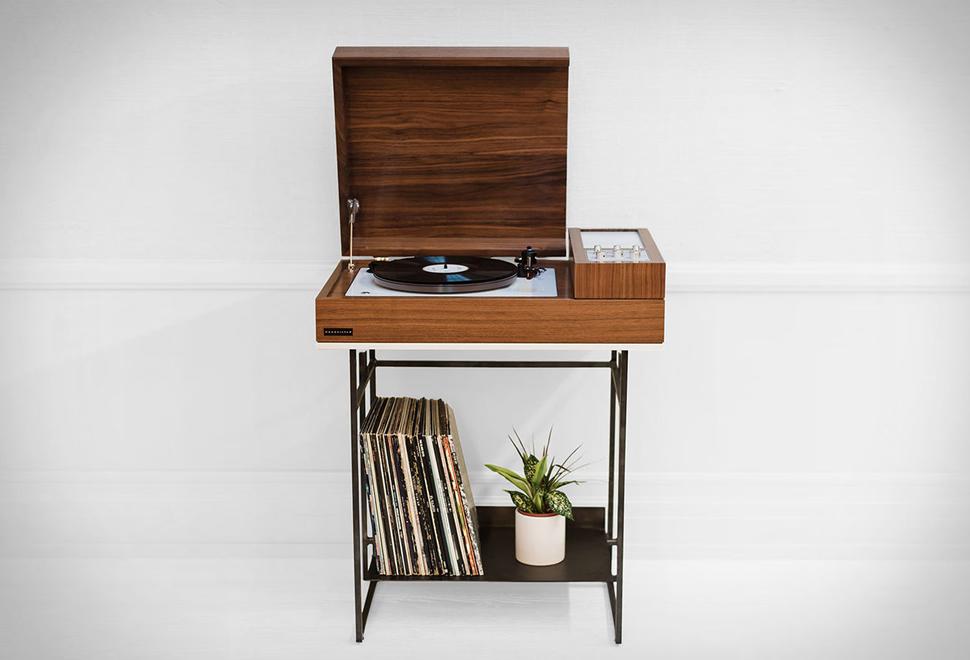 Wrensilva x Sonos Loft Record Console | Image