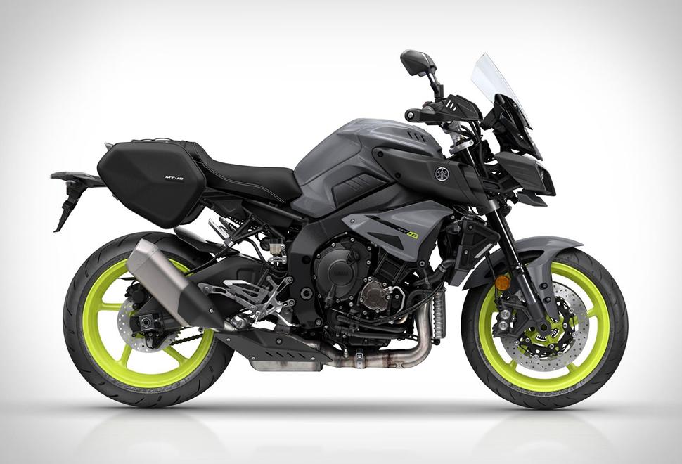 Yamaha MT-10 Tourer Edition | Image