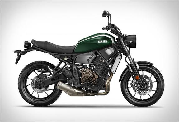 Yamaha Xsr700 | Image