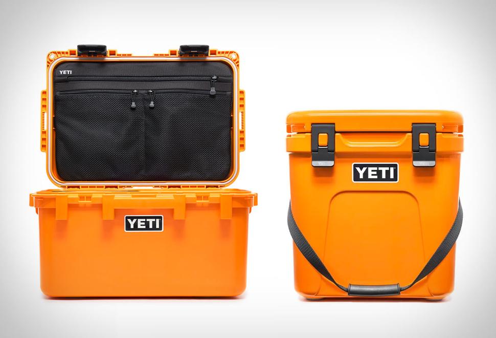 Yeti King Crab Orange Collection | Image