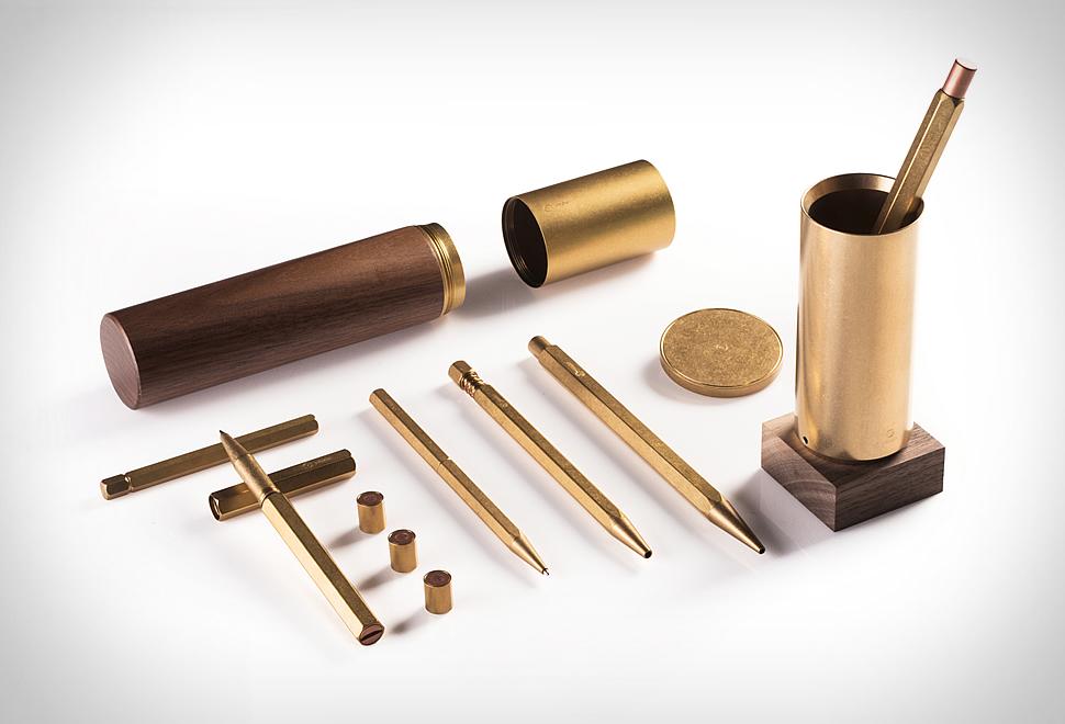 Ystudio Brass Pens | Image