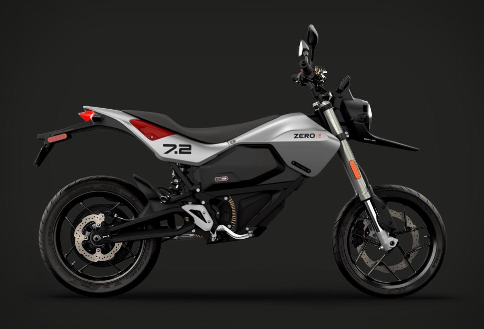 Zero FXE Electric Motorcycle | Image