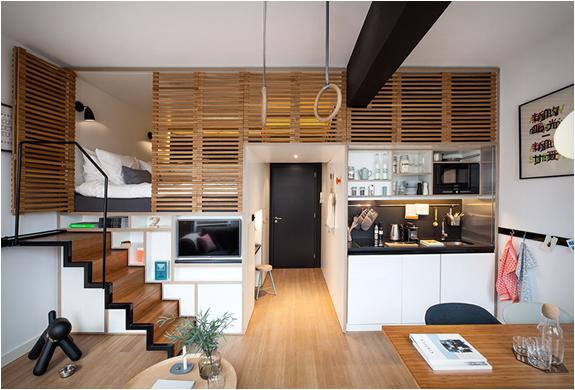 Zoku Loft Micro Apartments | Image